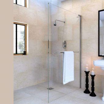 Matki Eauzone Plus Wet Room Panel Uk Bathrooms
