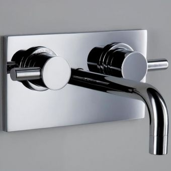 Matki Swadling New Absolute 2 Classic Wall Bath Mixer Tap 2C/7000BATH