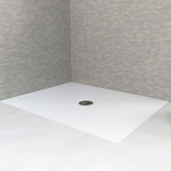 Matki Continental 30 Slimline Floor Shower Tray