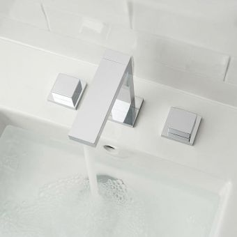 Vado Notion 3 Hole Basin Mixer