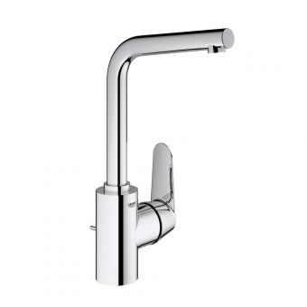 Grohe Eurodisc Cosmopolitan Side Lever Basin mixer L Size