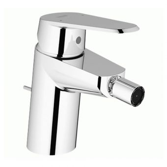 Grohe Eurodisc Cosmopolitan Bidet Mixer with Pop-up Waste Set