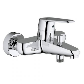 Grohe Eurodisc Cosmopolitan Wall Mounted Bath and Shower Mixer