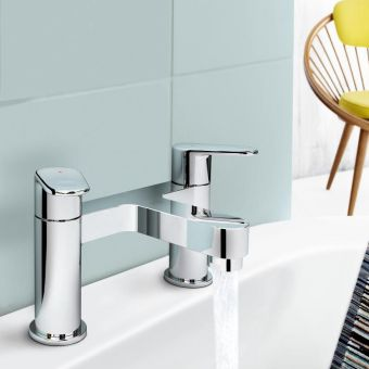 Grohe Europlus Two-handled Bath Filler - 25132002