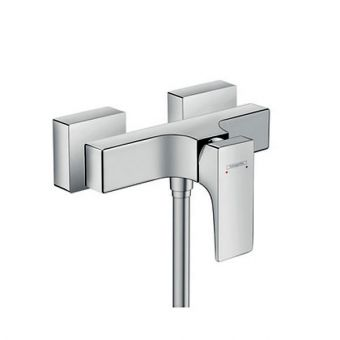 Hansgrohe Metropol Exposed Shower Mixer with Lever Handle