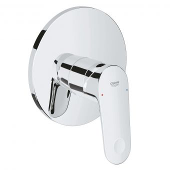 Grohe Europlus Manual Single Lever Shower Mixer