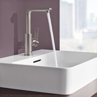 Grohe Lineare Single Side Lever Basin Mixer L-Size