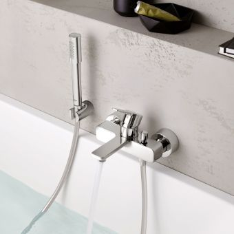 Grohe Lineare Single Lever Bath Shower Mixer Tap