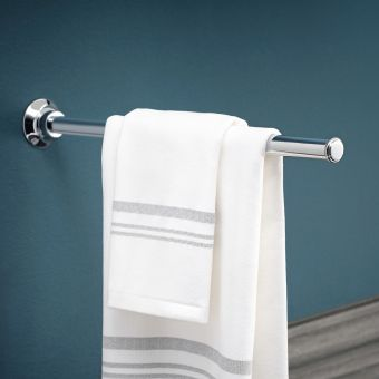 Hansgrohe Axor Montreux Single Towel Rail