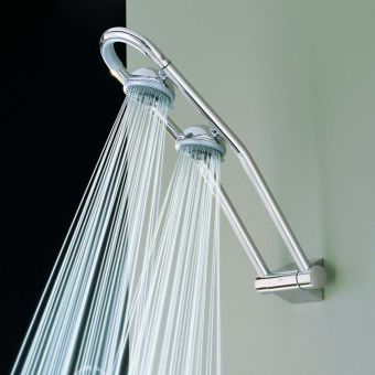 Grohe Freehander Wall Mounted Shower Head