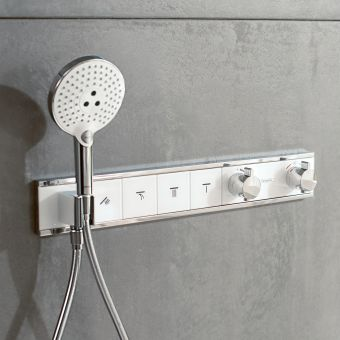 Hansgrohe RainSelect Concealed Valve for 4 Outlets - 15357000
