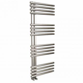Apollo Garda Offset Stainless Steel Towel Warmer - GOFF5W1200