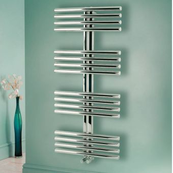 Apollo Garda Sail Stainless Steel Towel Warmer