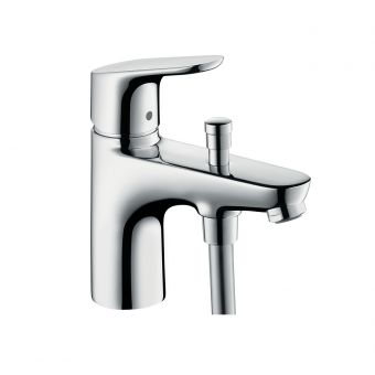 hansgrohe Focus Monotrou Bath Shower Mixer Tap