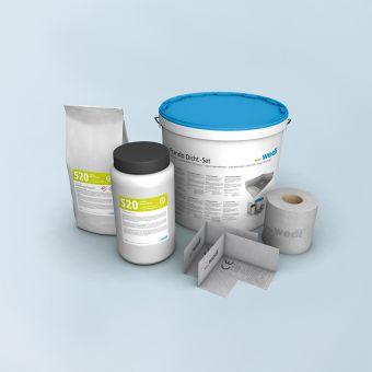 wedi Fundo Sealing Set - 073796000