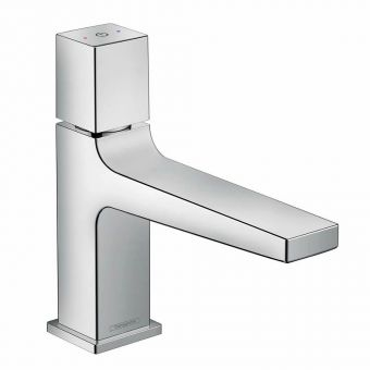 Hansgrohe Metropol 100 Select Basin Mixer Tap with Click Waste