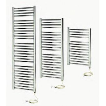 Apollo Napoli Sealed Electric Straight Towel Radiator