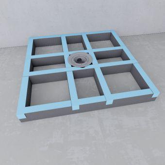 wet room flooring including shower drains wall panels sealing kits uk bathrooms. Black Bedroom Furniture Sets. Home Design Ideas