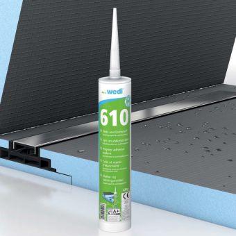 wedi 610 Adhesive and Sealant - 076902