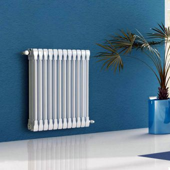 Apollo Monza Aluminium Horizontal Column Radiator