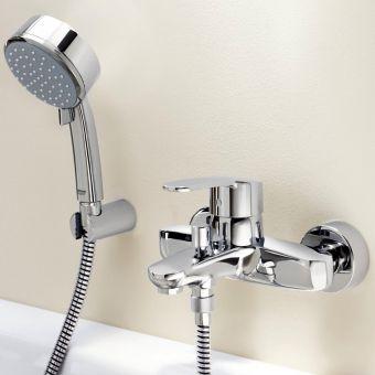 Grohe Eurostyle Cosmopolitan Wall Mounted Bath Shower Mixer