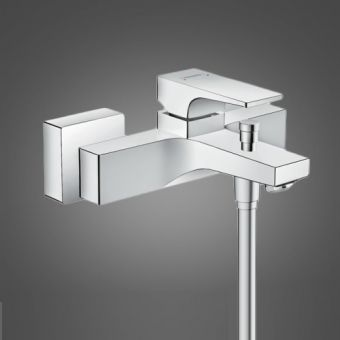 Hansgrohe Metropol Bath Shower Mixer Tap with Lever Handle - 32540000