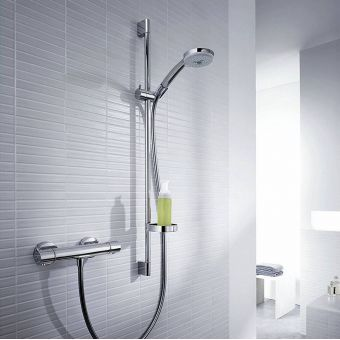 Hansgrohe Croma 100 Multi Combi 65cm Shower Set