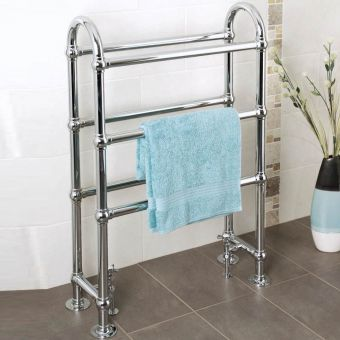 Apollo Ravenna CH Traditional Towel Rail