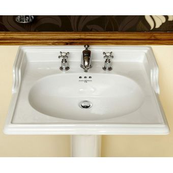 Perrin & Rowe Victorian Bathroom Basin