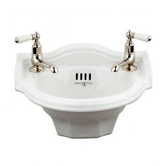 Perrin & Rowe Edwardian Powder Room Basin