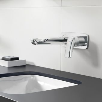 Hansgrohe Logis Wall Mounted Basin Mixer Tap