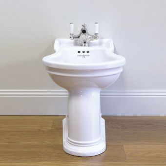 Perrin and Rowe Victorian Floor Standing Bidet