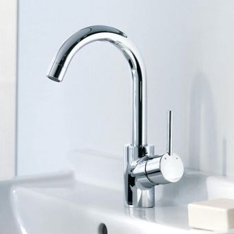 Hansgrohe Talis S Single Lever Basin Mixer Tap