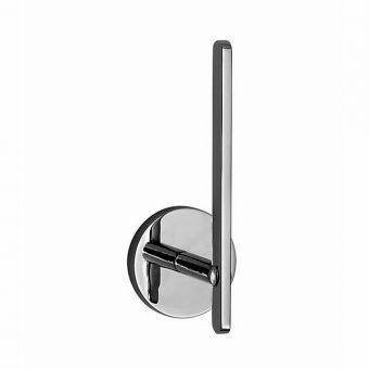 Smedbo Loft Spare Toilet Roll Holder (Height: 145mm)