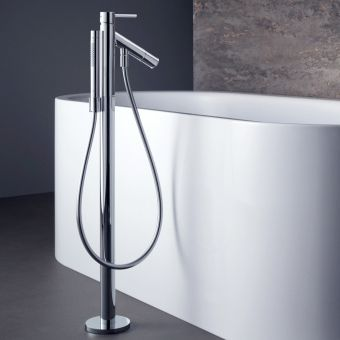 AXOR Starck Floorstanding Bath Shower Mixer Tap