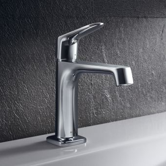 AXOR Citterio M 100 Basin Mixer Tap with Pop up Waste Set