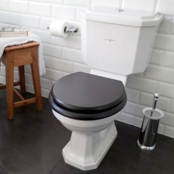 Perrin and Rowe Deco Close Coupled Toilet