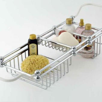 Perrin and Rowe Traditional Bath Rack - 6910CPL