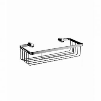 Smedbo Sideline Soap Basket (250 x 110mm, Height: 60mm)