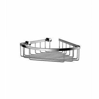 Smedbo Sideline Corner Soap Basket (160 x 160mm, Height: 60mm)