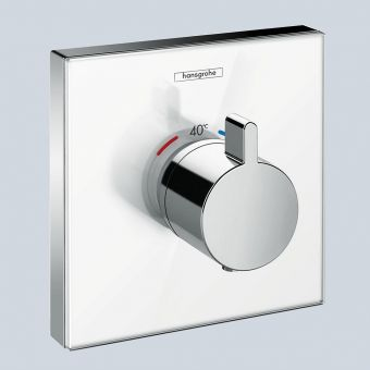 Hansgrohe ShowerSelect Glass Thermostatic Mixer