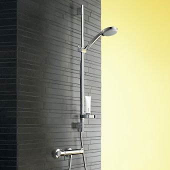 Hansgrohe Croma 100 Shower Sets, Ecostat Comfort Combi