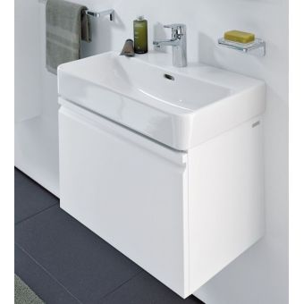 Laufen Pro S Single Drawer Vanity Unit & Compact Basin - 830220954631