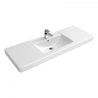 Villeroy and Boch Architectura Vanity Washbasin 1300mm