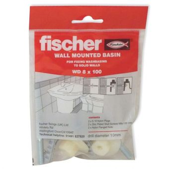 Origins Wall Mount Basin Fixing Kit