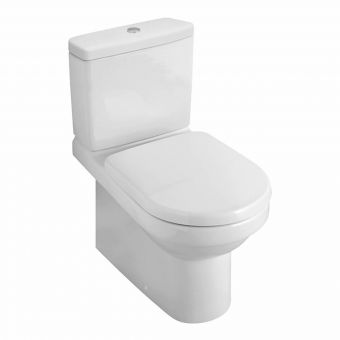 Villeroy & Boch Architectura Eco Flush Close-Coupled Toilet