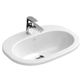 Villeroy and Boch O.Novo Inset Washbasin