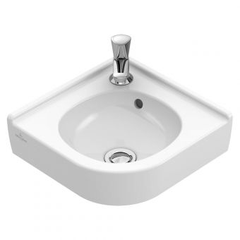 Villeroy and Boch O.Novo Corner Washbasin