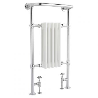 Old London Harrow Heated Towel Rail