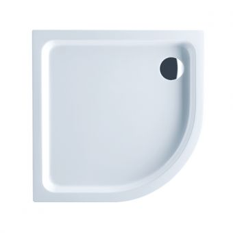 Villeroy and Boch O.Novo Quadrant Acrylic Tray